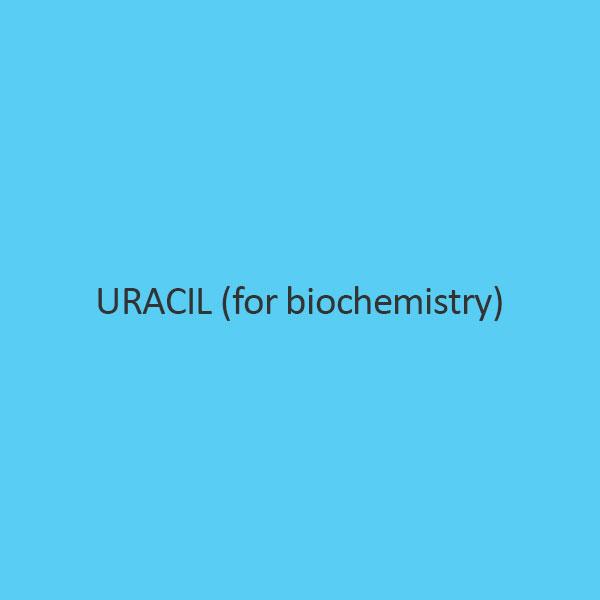 Uracil (for biochemistry)