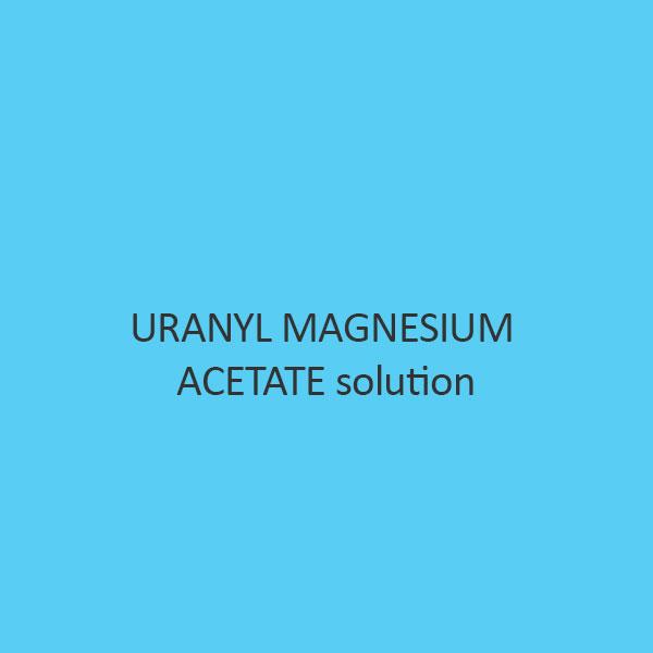 Uranyl Magnesium Acetate solution