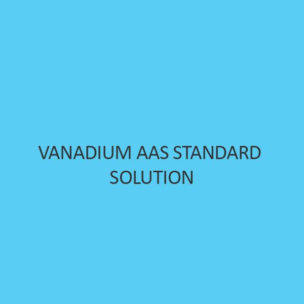 Vanadium AAS Standard Solution
