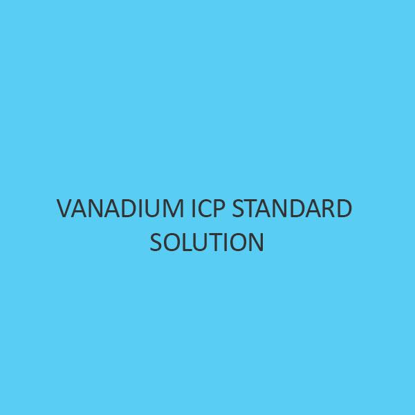 Vanadium ICP Standard Solution