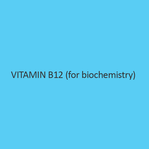 Vitamin B12 (for biochemistry)