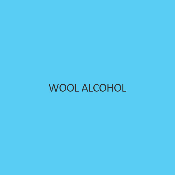 Wool Alcohol