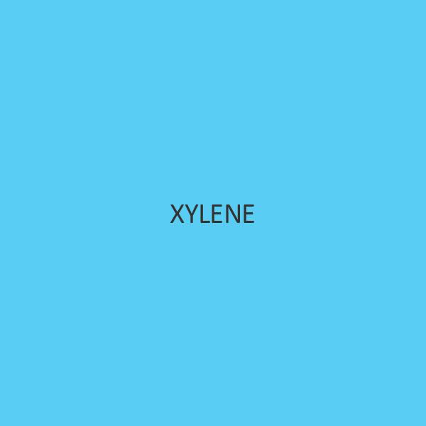 Xylene rectified xylol