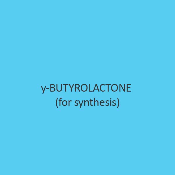 Y Butyrolactone For Synthesis