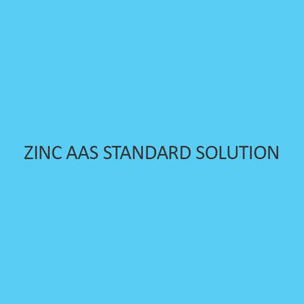 Zinc AAS Standard Solution