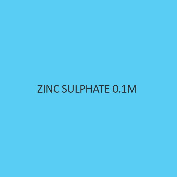 Zinc Sulphate 0.1M Standardized Solution