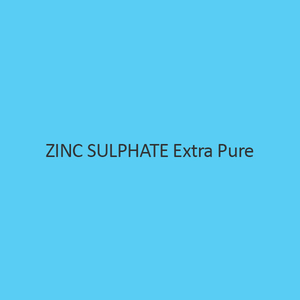 Zinc Sulphate Extra Pure