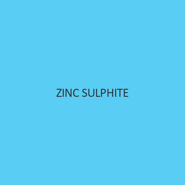 Zinc Sulphite (Dihydrate)
