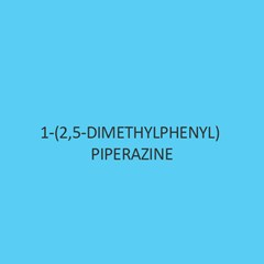 1 (2 5 Dimethylphenyl) Piperazine