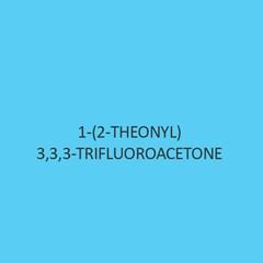 1 (2 Theonyl) 3 3 3 Trifluoroacetone