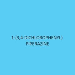 1 (3 4 Dichlorophenyl) Piperazine