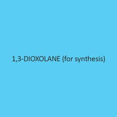 1 3 Dioxolane (For Synthesis)