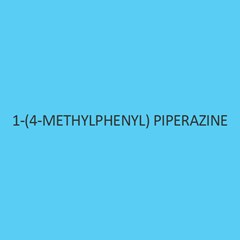 1(4 Methylphenyl) Piperazine