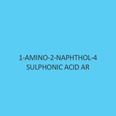 1 Amino 2 Naphthol 4 Sulphonic Acid AR