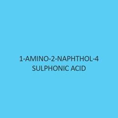 1 Amino 2 Naphthol 4 Sulphonic Acid