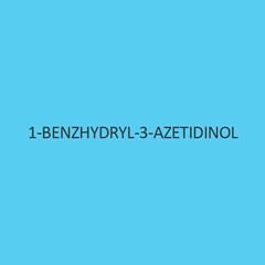 1 Benzhydryl 3 Azetidinol