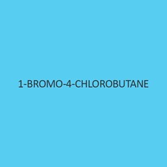 1 Bromo 4 Chlorobutane