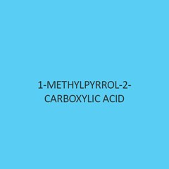 1 Methylpyrrol 2 Carboxylic Acid