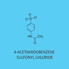 4 Acetamidobenzene Sulfonyl Chloride