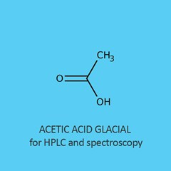 Acetic Acid Glacial HPLC and Spectroscopy
