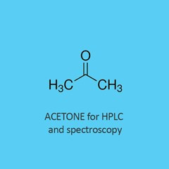 Acetone for HPLC and spectroscopy