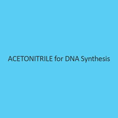 Acetonitrile for DNA Synthesis
