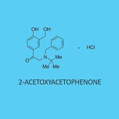 2 Acetoxyacetophenone