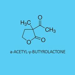 a Acetyl y Butyrolactone