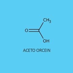 Aceto Orcein solution liquid