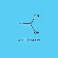 Aceto Orcein solution liquid