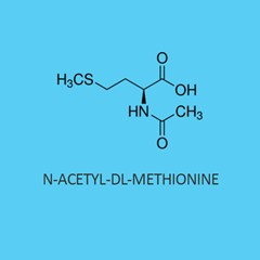 N Acetyl DL Methionine Extra pure