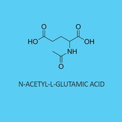 N Acetyl L Glutamic Acid