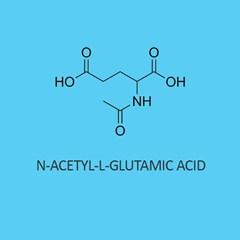N Acetyl L Glutamic Acid
