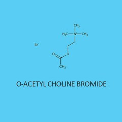 O Acetyl Choline Bromide