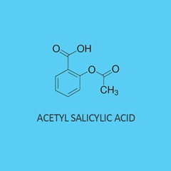 Acetyl Salicylic Acid for lab use aspirin