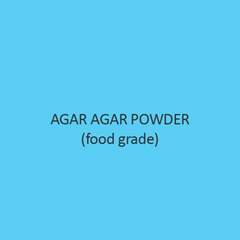 Agar Agar Powder Food Grade