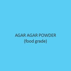 Agar Agar Powder Food Grade