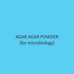 Agar Agar Powder For Microbiology