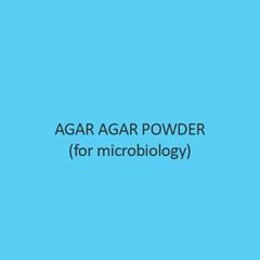 Agar Agar Powder For Microbiology