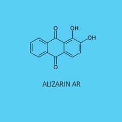 Alizarin AR pH indicator