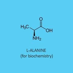 L Alanine For Biochemistry