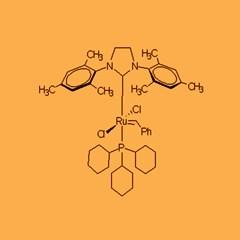 (1 3 Bis(2,4,6 trimethylphenyl) 2 imidazolidinylidene) dichloro(phenylmethylene)(tricyclohexylphosph