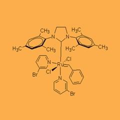 Dichloro[1,3 bis(2,4,6 trimethylphenyl) 2 imidazolidinylidene](benzylidene)bis(3 bromopyridine)ruthe