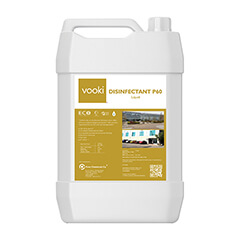Vooki Disinfectant P60