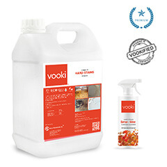 Vooki Hard Stains Spray+Wipe