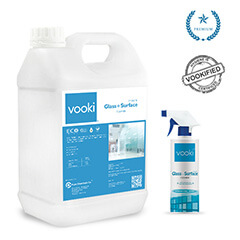 Vooki Glass+Smooth Surface Cleaner