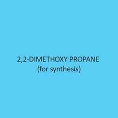 2 2 Dimethoxy Propane (For Synthesis)