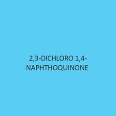 2 3 Dichloro 1 4 Naphthoquinone (Dichlone)