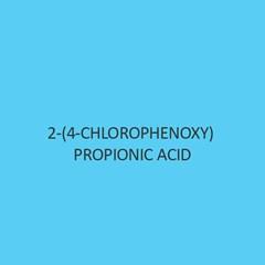 2 4 Chlorophenoxy Propionic Acid