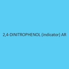 2 4 Dinitrophenol (Indicator) AR